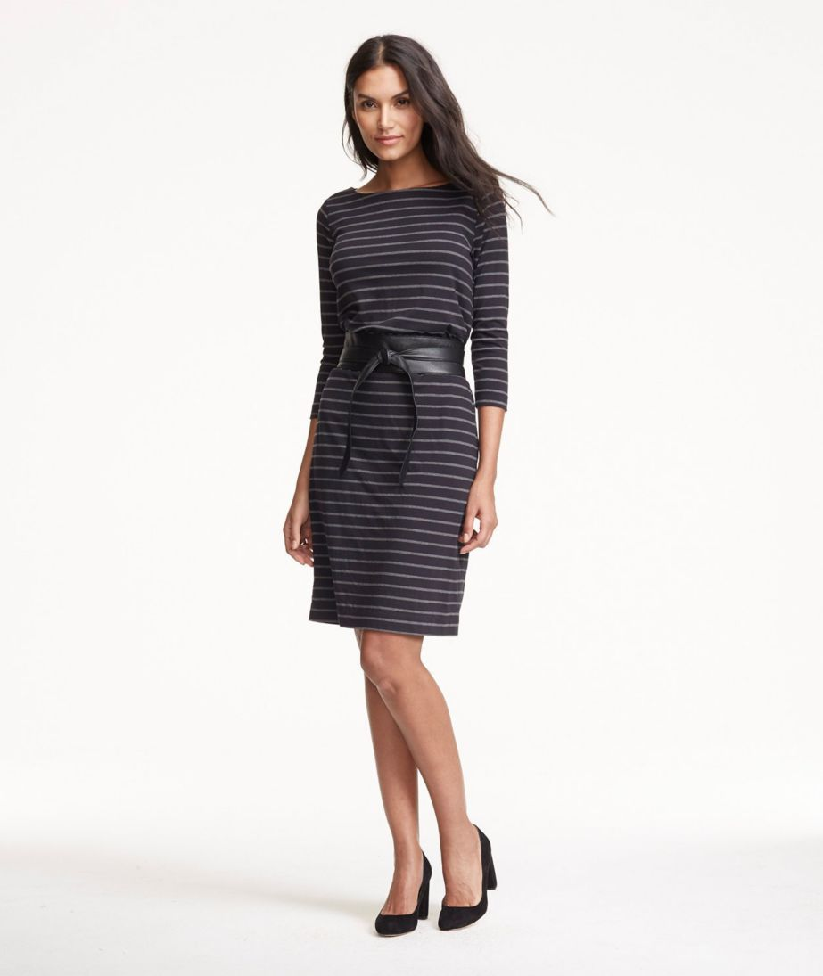 Signature Stretch Knit Dress