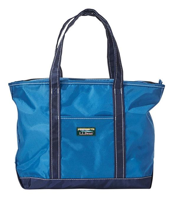 Everyday Lightweight Tote Bag, Medium , Nautical Blue, large image number 0