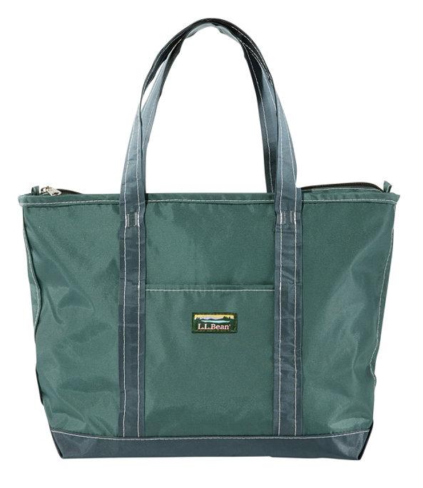 Everyday Lightweight Tote Bag, Medium , Juniper/Storm Blue Katahdin Logo, large image number 0