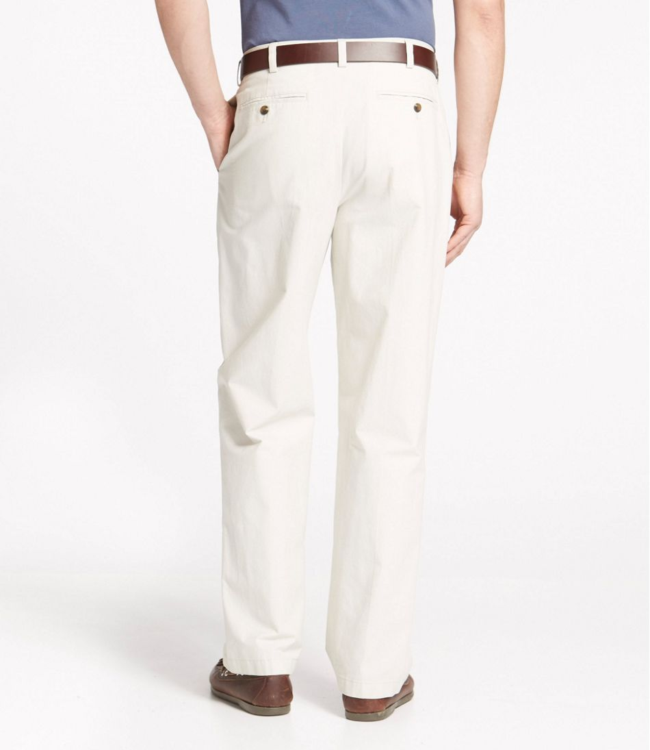 best sell elegant shoes special discount of Tropic-Weight Chino Pants, Natural Fit Plain Front