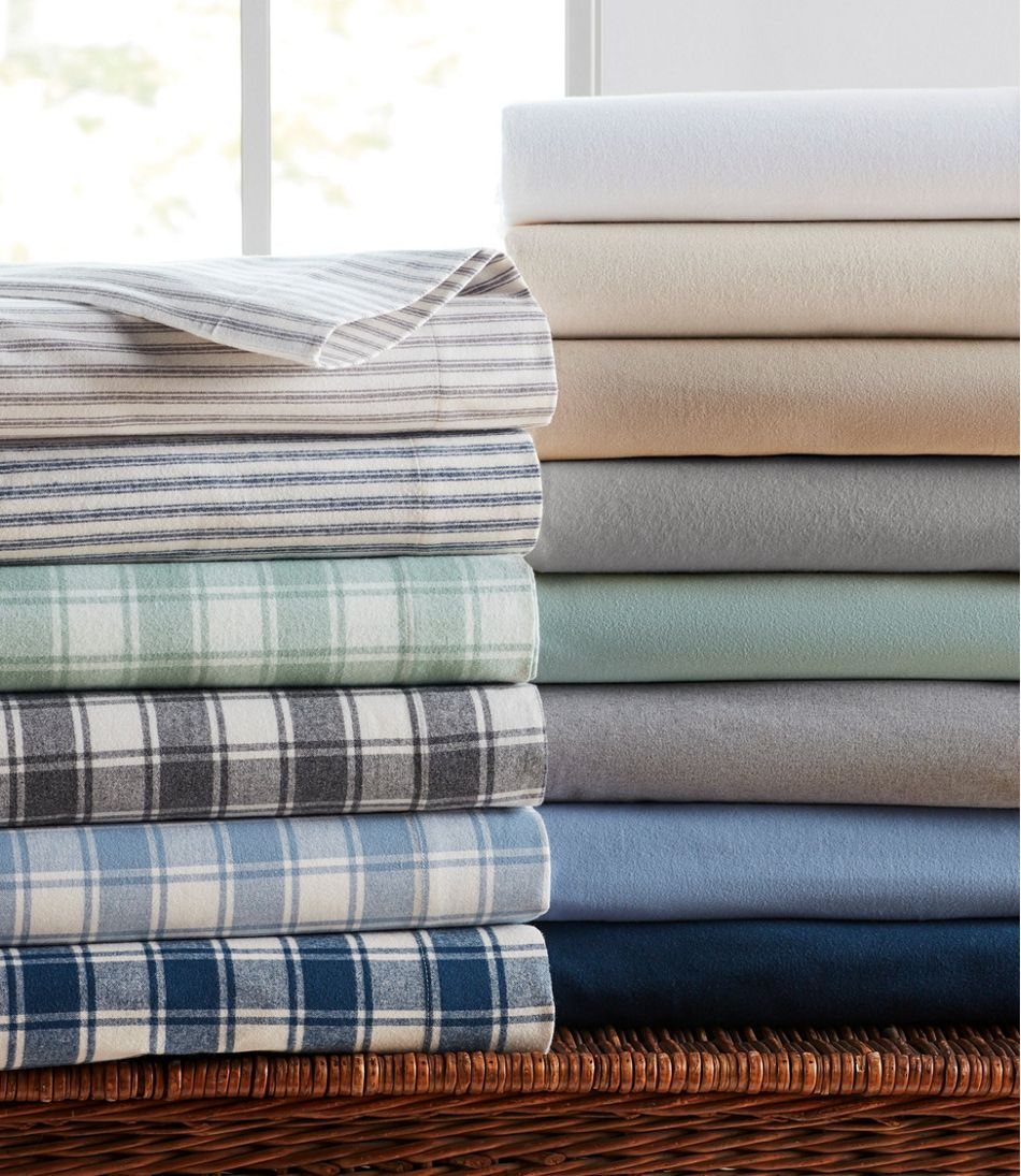 Ultrasoft Comfort Flannel Sheet Flat