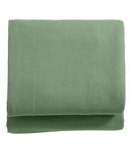 Ultrasoft Comfort Flannel Sheet, Flat