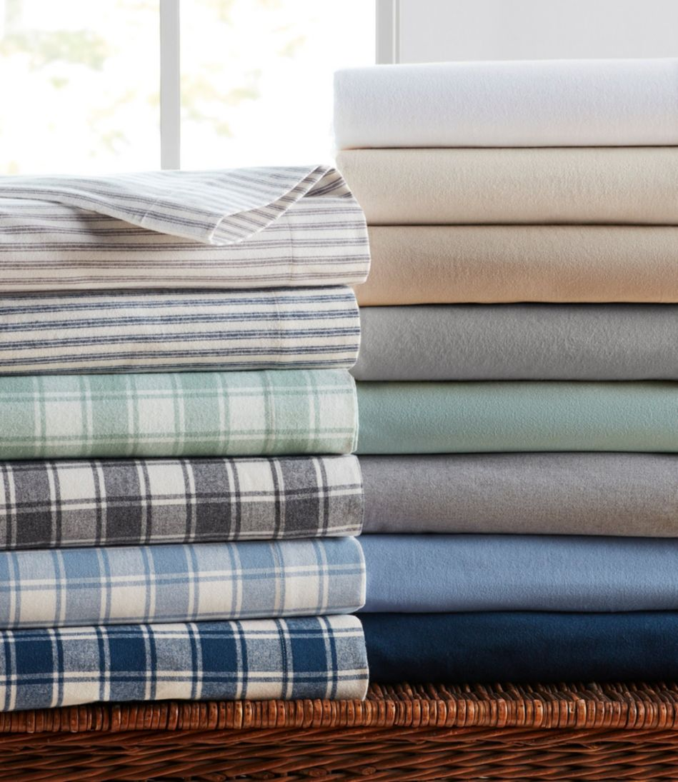 Ultrasoft Comfort Flannel Sheet, Fitted