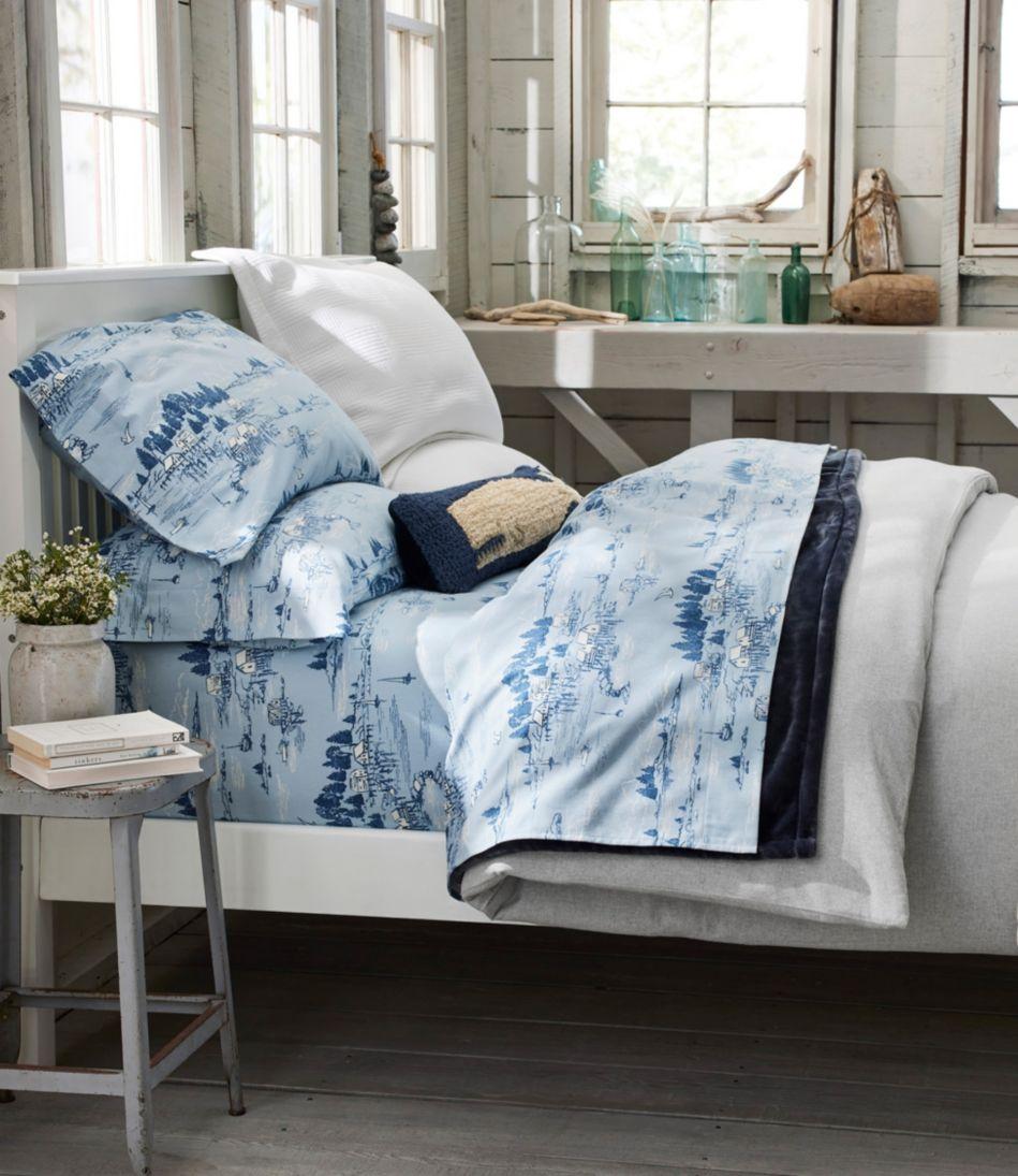 Ultrasoft Comfort Flannel Comforter Cover