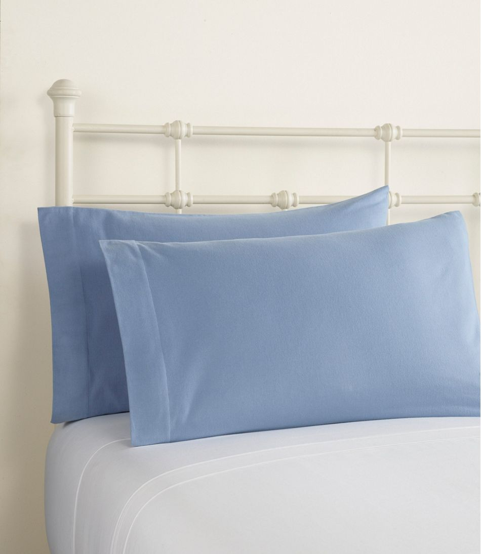 Ultrasoft Comfort Flannel Pillowcases, Set of Two