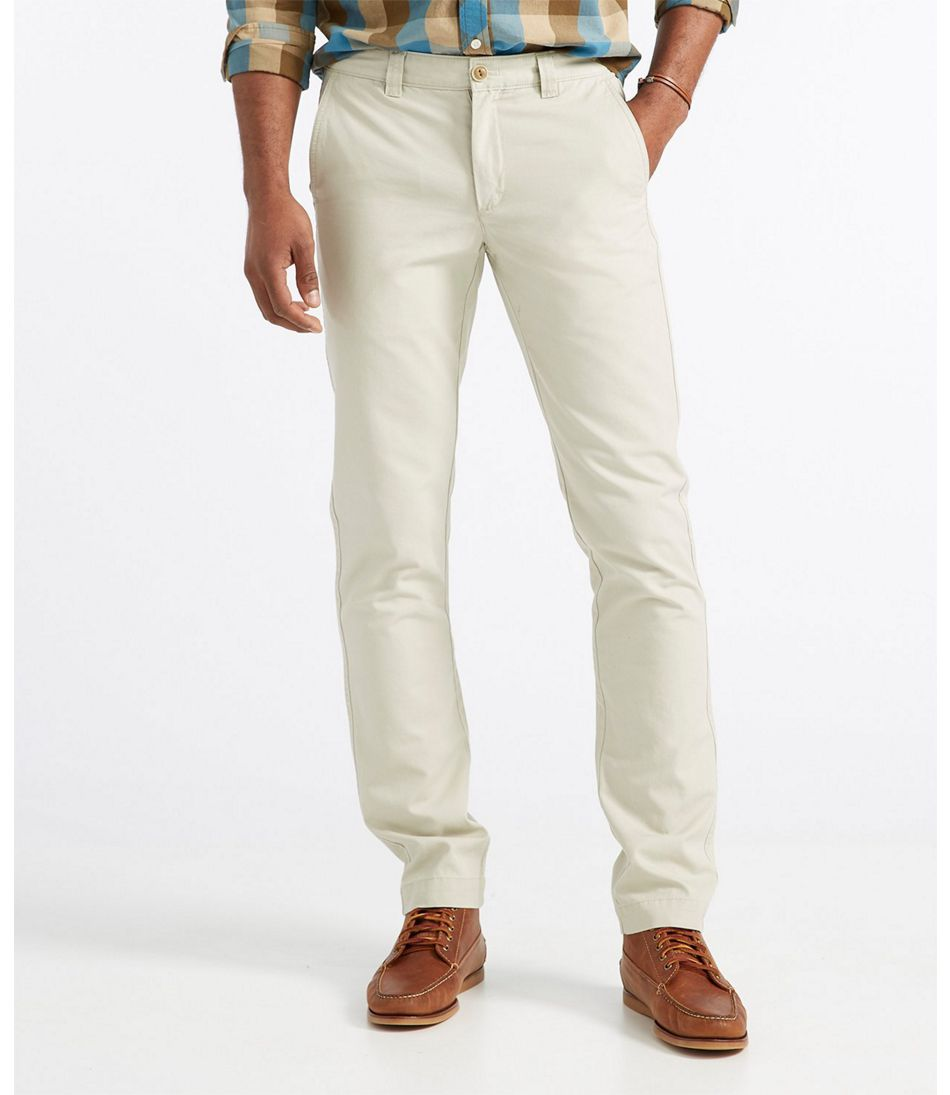 Signature Washed Canvas Cloth Pant