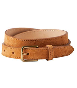 "Women's Signature Suede 3/4"" Belt"