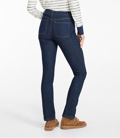 Women's True Shape Jeans, Slim-Leg | Free Shipping at L.L.Bean