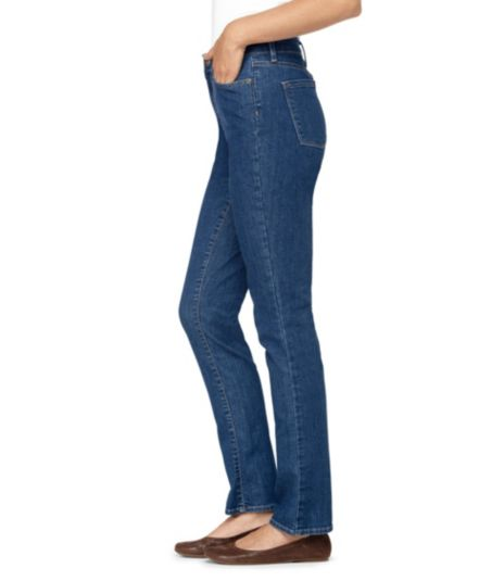 True Shape Jeans, Slim-Leg