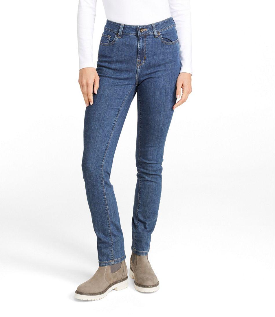 Women's True Shape Jeans, Slim-Leg