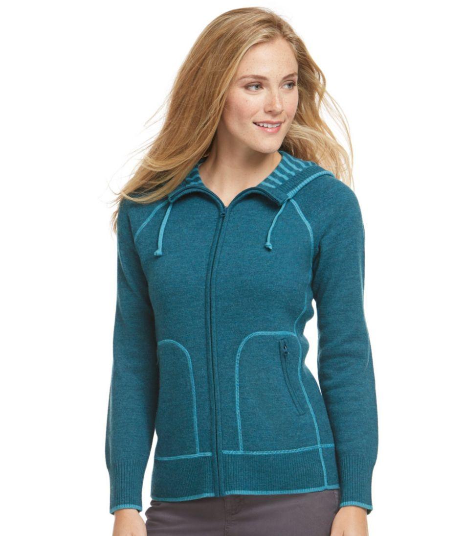 Snow Pass Wool Sweater