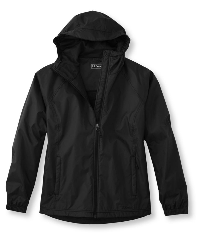 photo: L.L.Bean Girls' Discovery Rain Jacket
