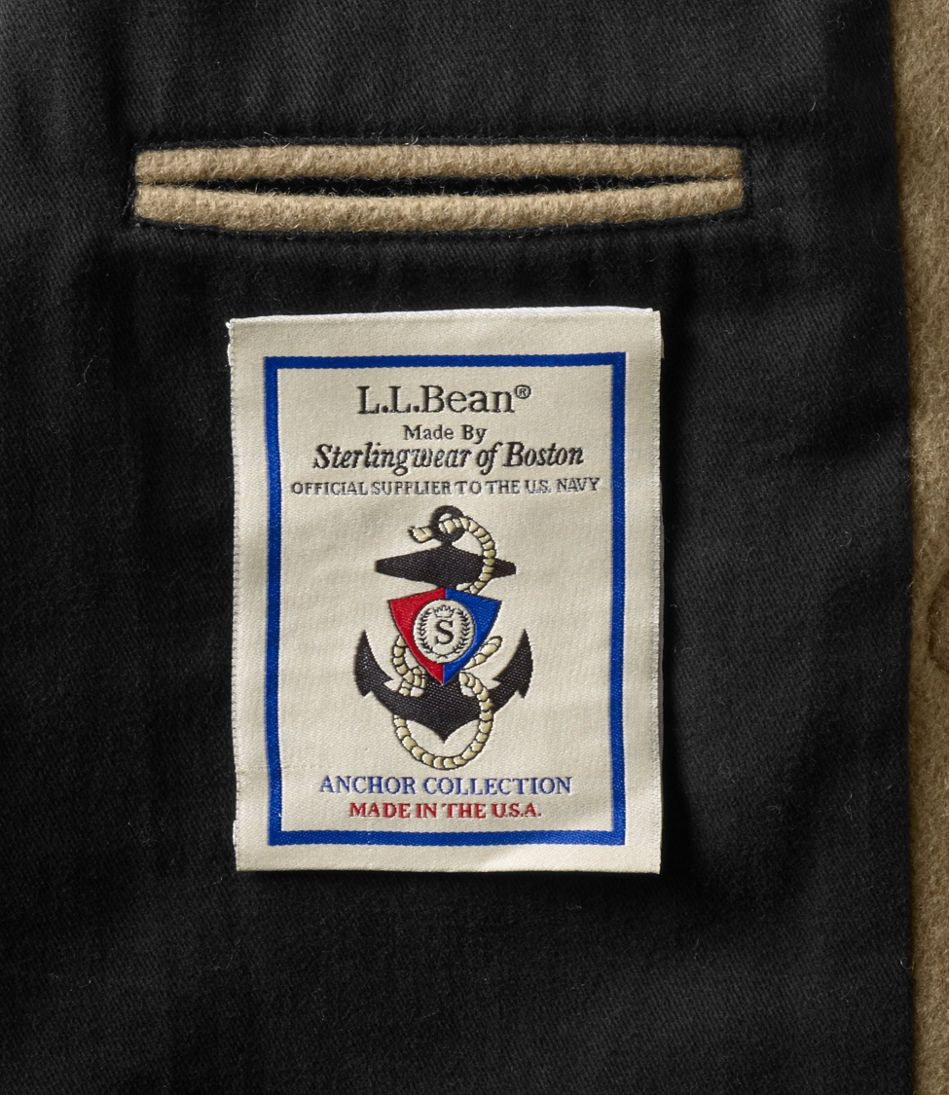 a48a39134c66 Authentic Wool Duffel Coat