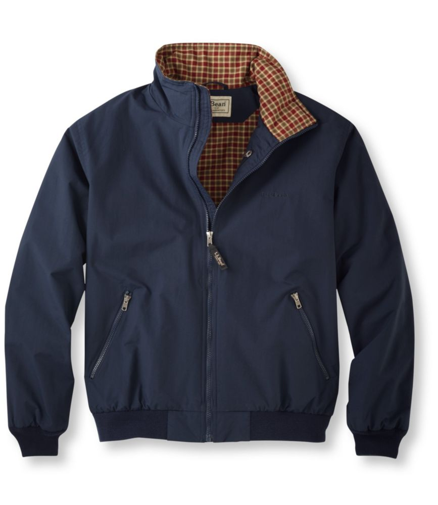 photo: L.L.Bean Boys' Warm-Up Jacket synthetic insulated jacket
