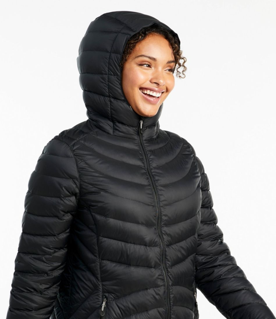 Ultralight 850 Down Coat, Long