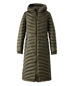 Ultralight 850 Down Coat, Long