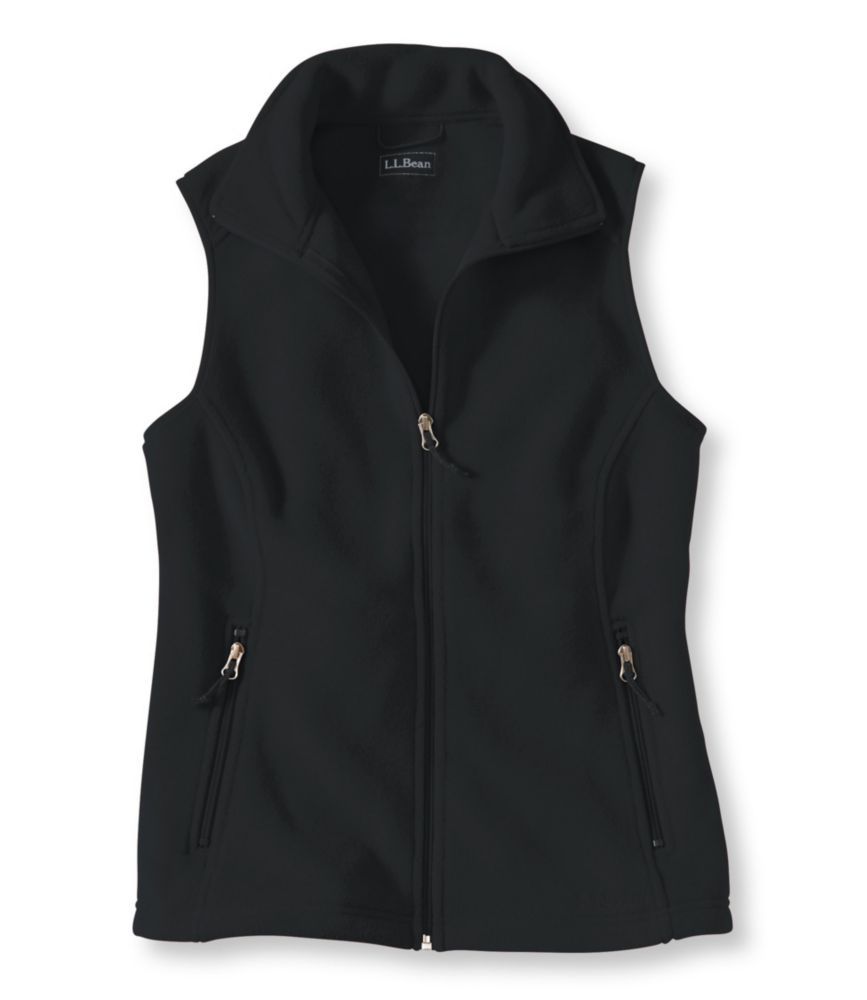 photo: L.L.Bean Trail Model Fleece Vest fleece vest