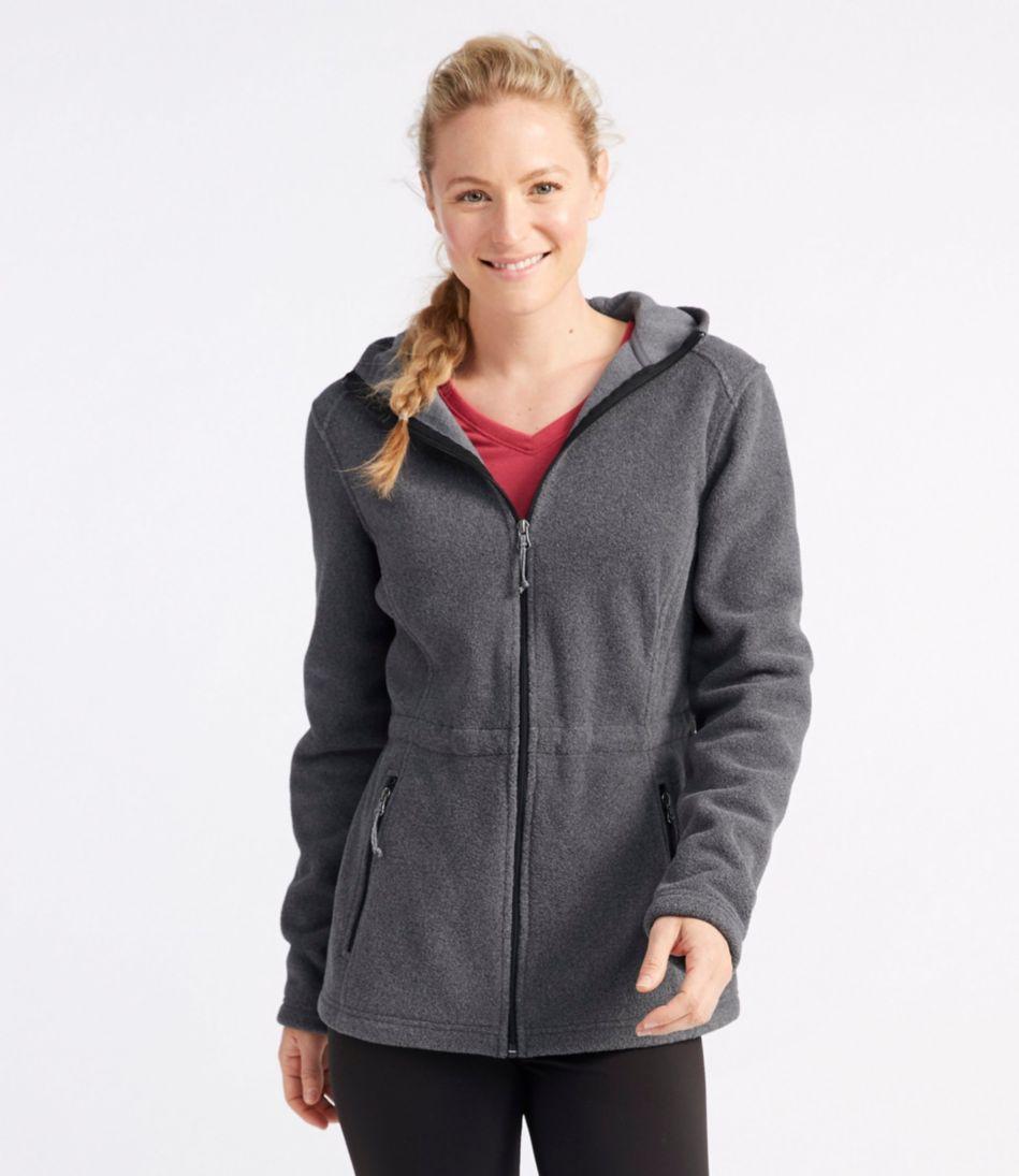 Women's Trail Model Fleece, Drawcord Jacket