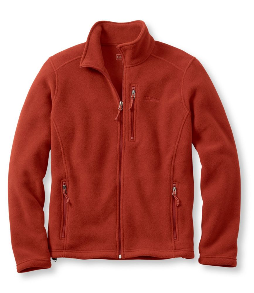 photo: L.L.Bean Men's Trail Model Fleece Jacket