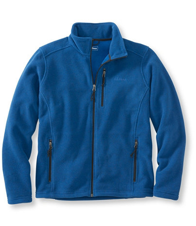 Men's Trail Model Fleece Jacket | Free Shipping at L.L.Bean
