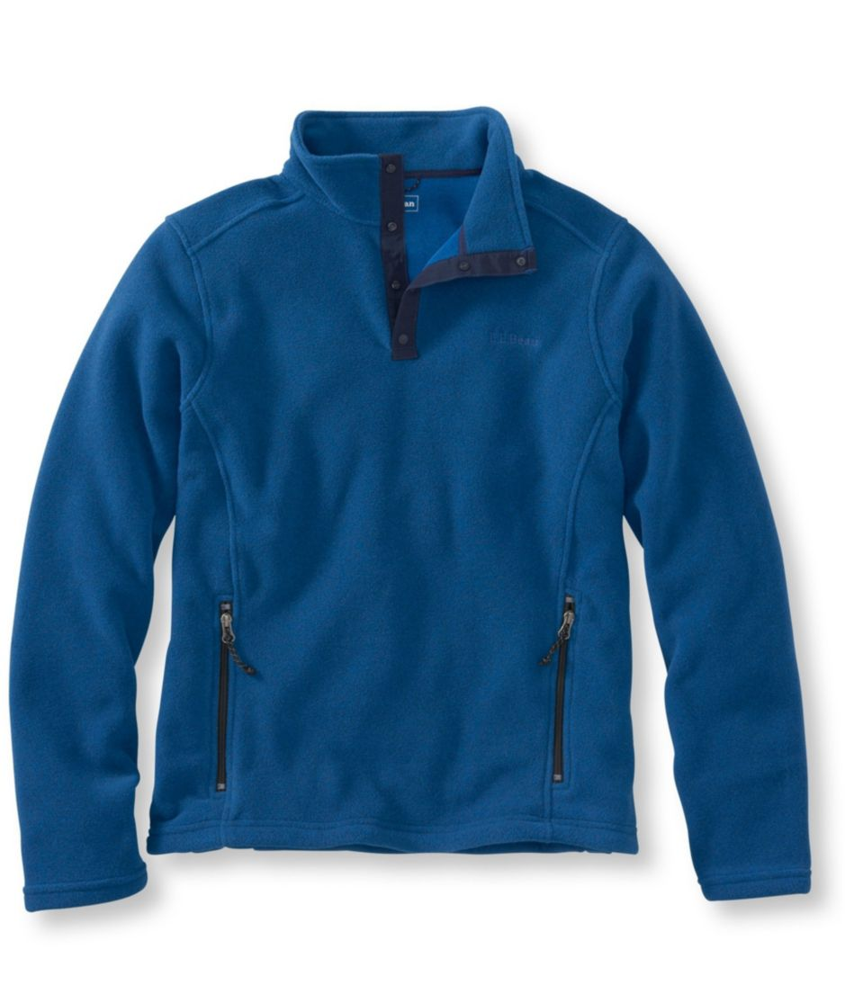 Trail Model Fleece Pullover