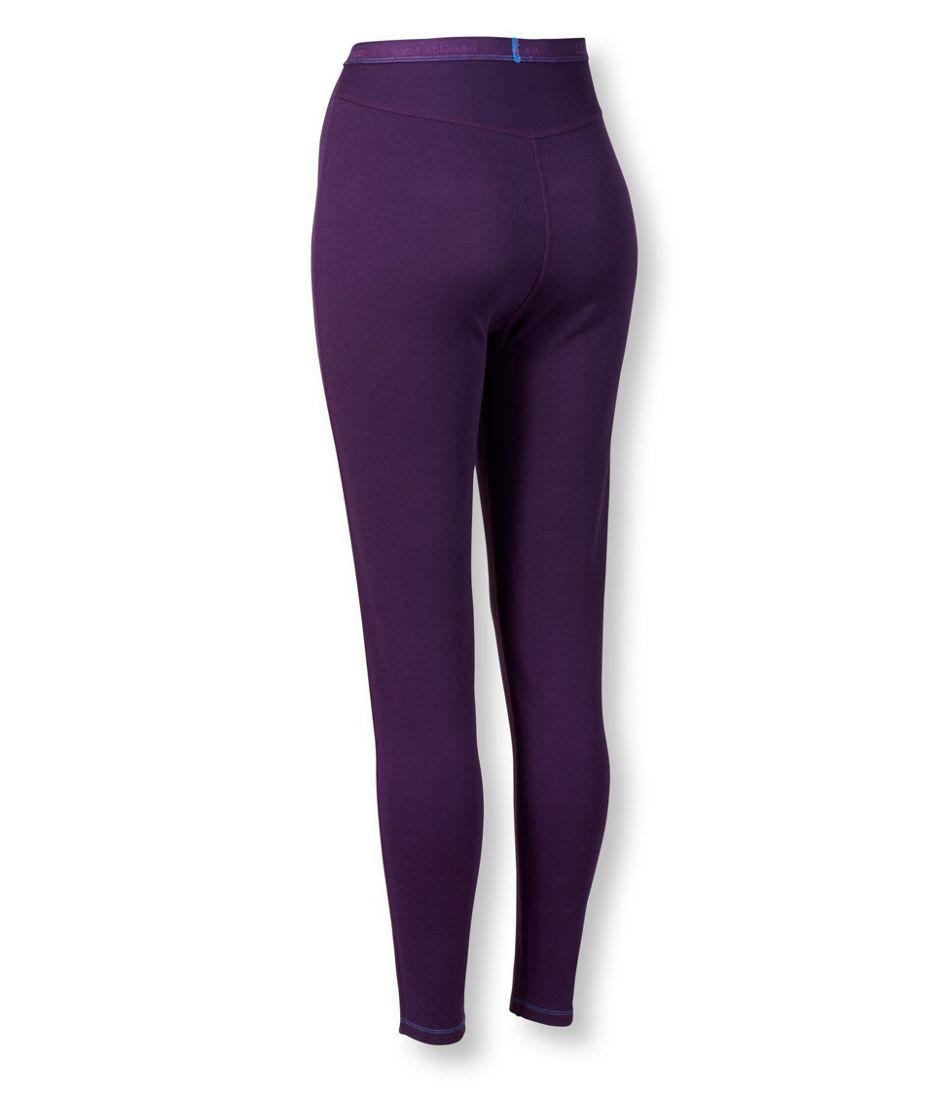 Women's Polartec Power Dry Stretch Base Layer, Midweight Pants