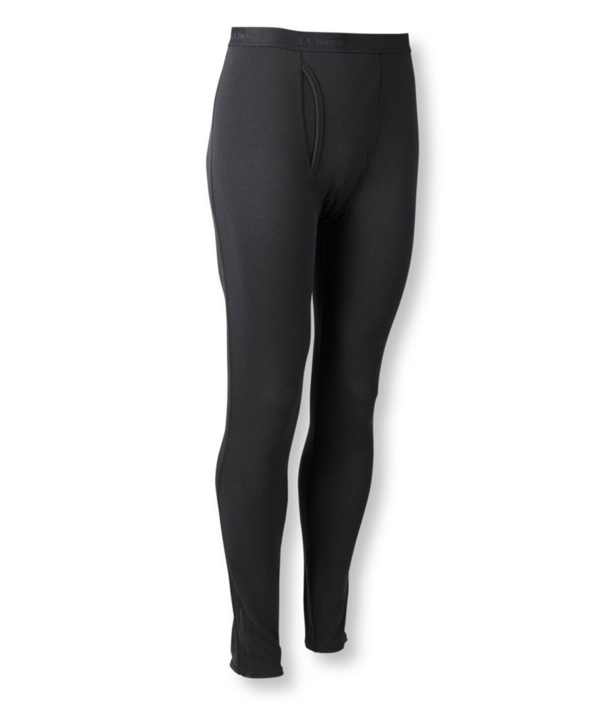 photo: L.L.Bean Power Dry Stretch Base Layer, Midweight Pants base layer bottom