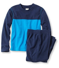 Boys' Cozy Fleece Pajama Set