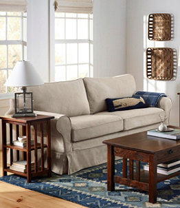 Pine Point Slipcovered Sleeper Sofa