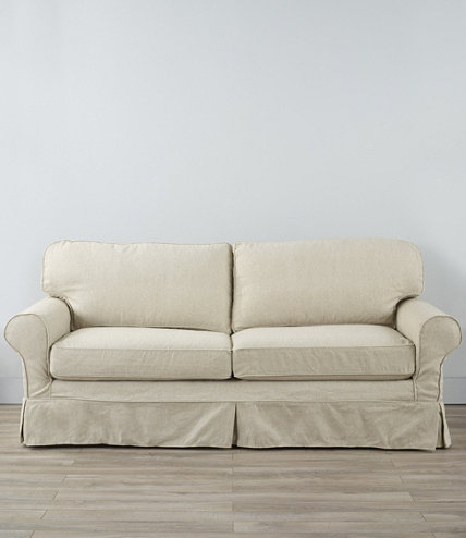 - Pine Point Sleeper Sofa And Slipcover L.L.Bean