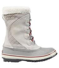 Women S L Bean Snow Boots Lace Up
