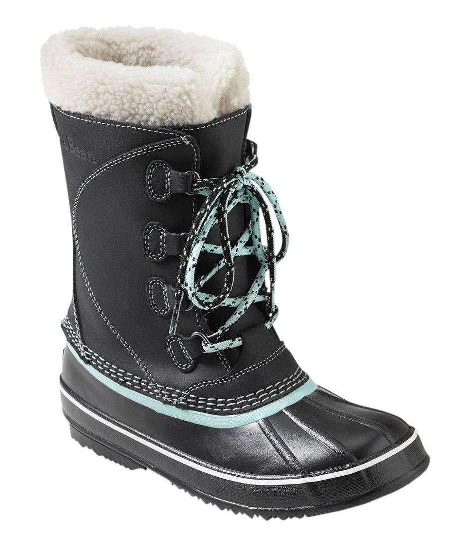 L.L.Bean Snow Boots, Lace-Up