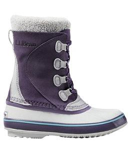 Women's L.L.Bean Snow Boots, Lace-Up