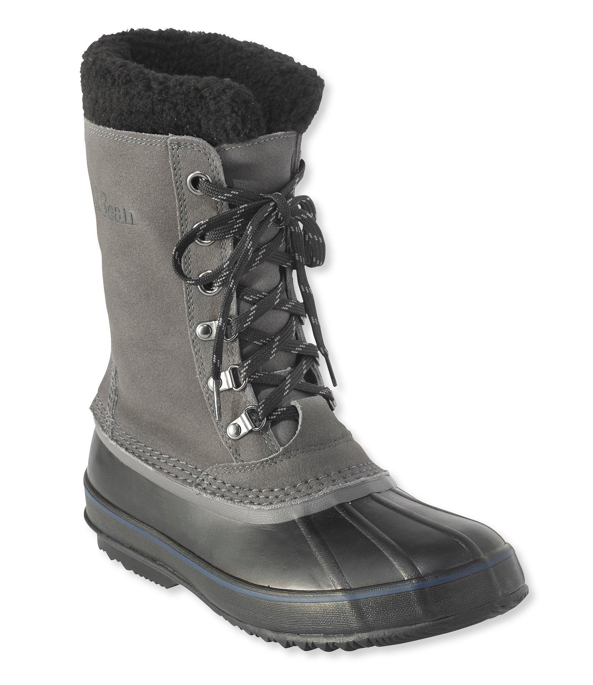 L.L.Bean Snow Boots | Free Shipping at L.L.Bean