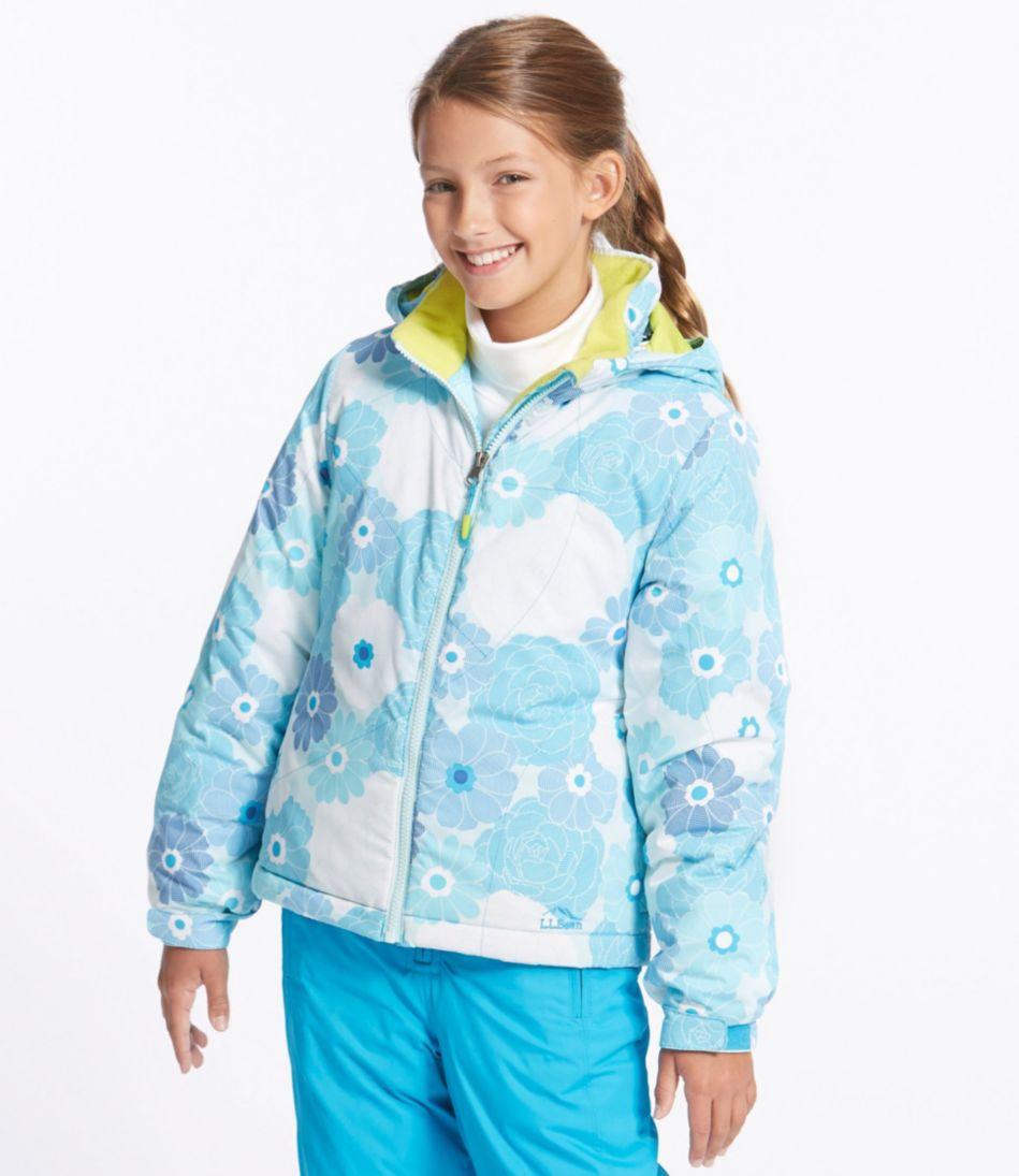 Girls' Snowscape Jacket, Print