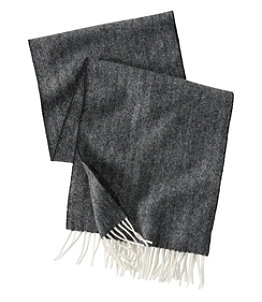 Adults' Irish Lambswool Scarf