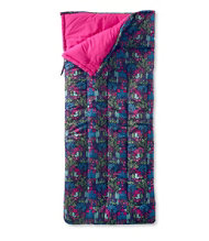 Camp Sleeping Bag Kids Graphic 40