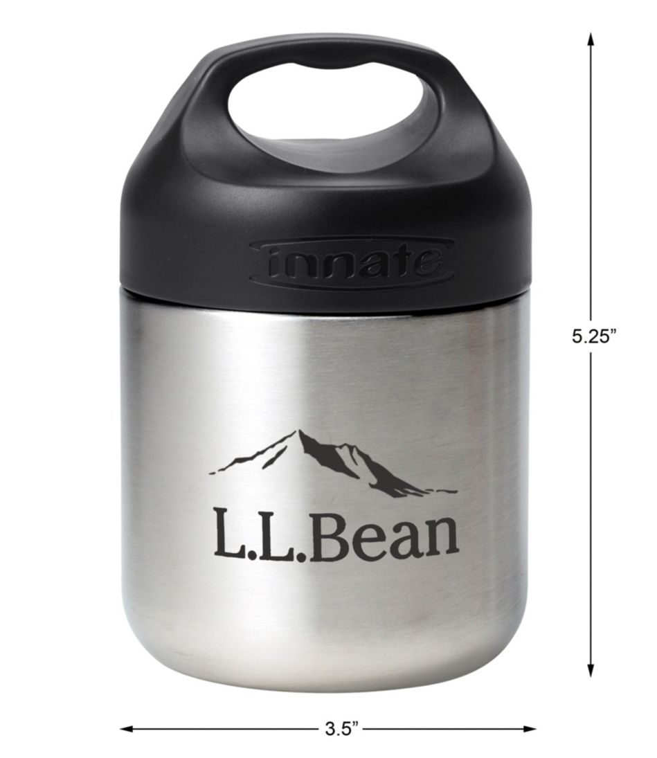 Stainless-Steel Vacuum Container, 9 oz.