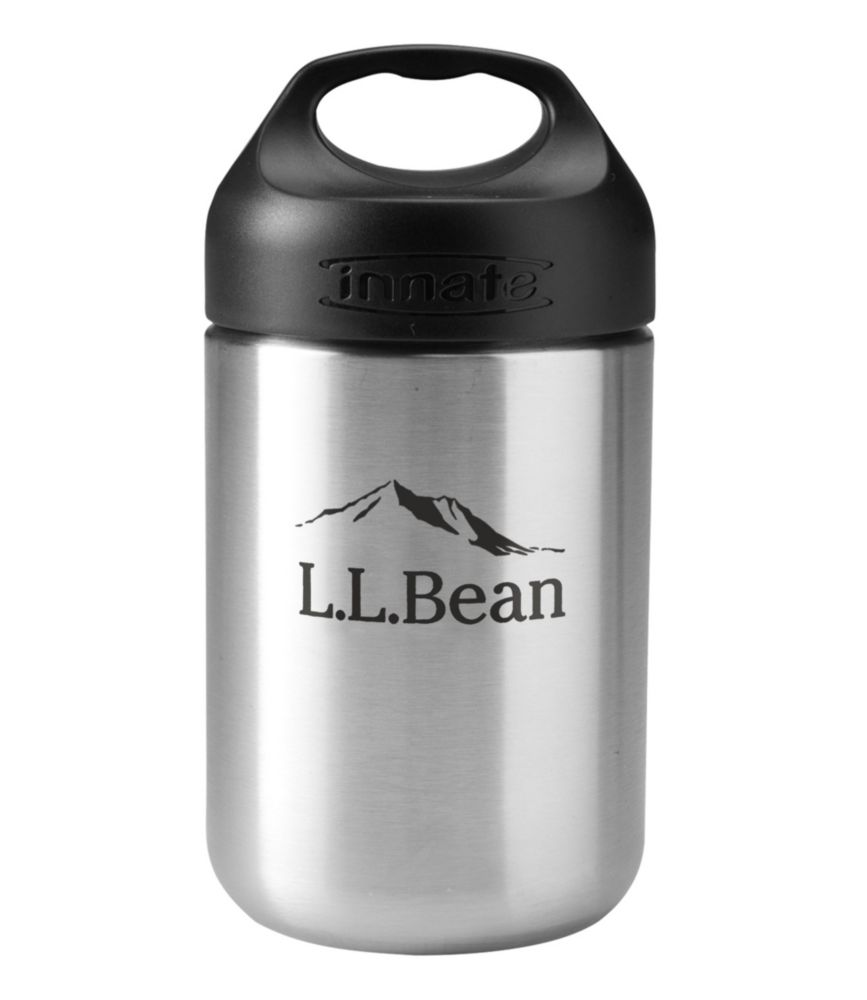 photo: L.L.Bean Stainless-Steel Vacuum Food Container thermos