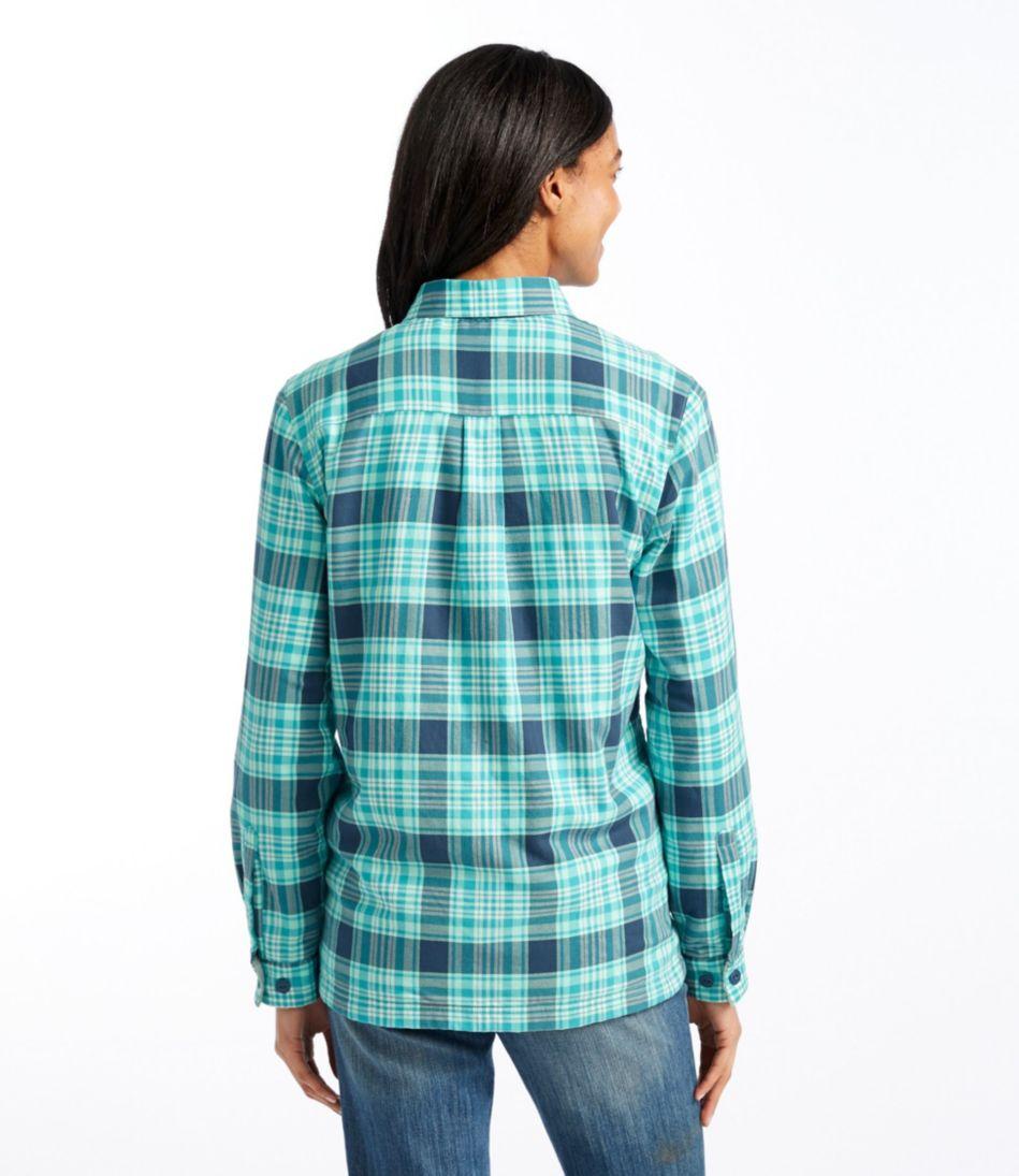 Fleece-Lined Flannel Shirt
