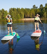 Women's-Only Introduction to Stand Up Paddle Boarding Course