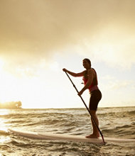 Sunset Stand Up Paddle Boarding Tour