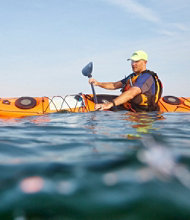 Recreational Kayaking Enhanced Strokes and Maneuvers