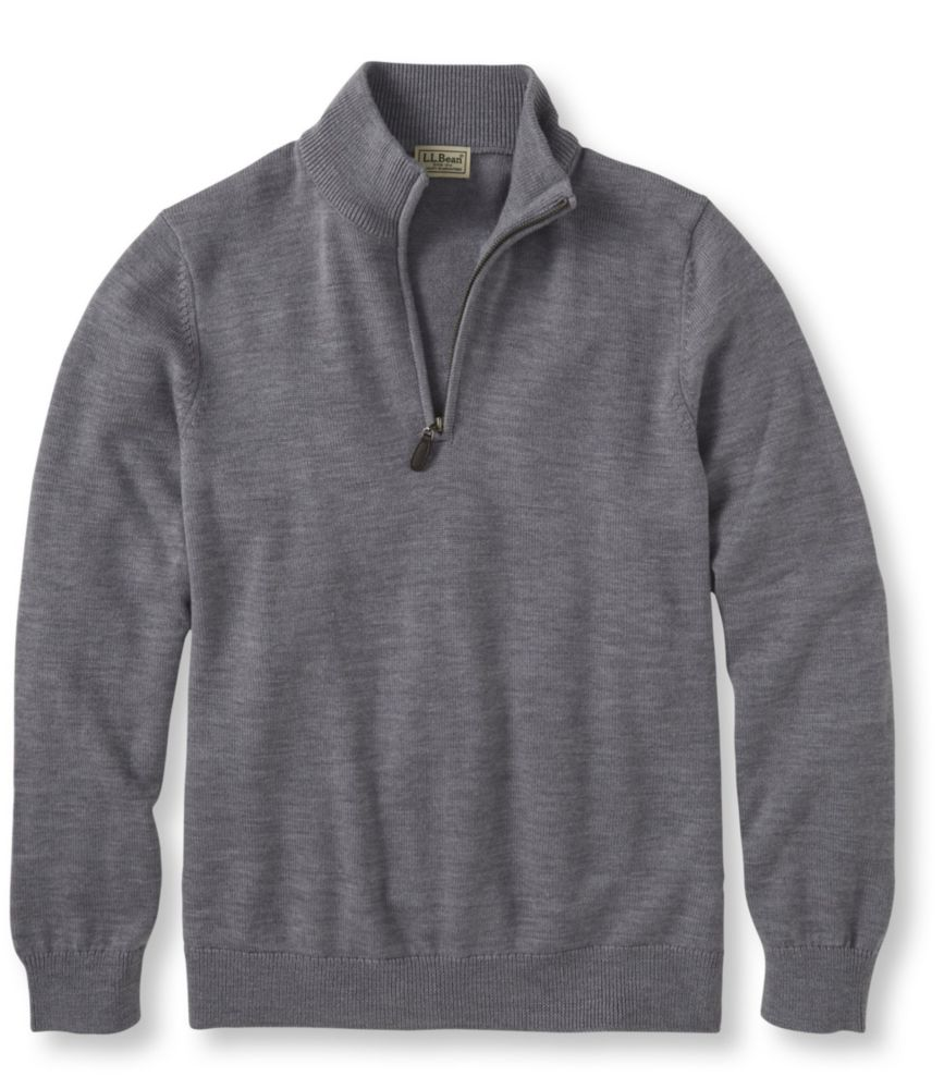 L.L.Bean Washable Merino Sweater