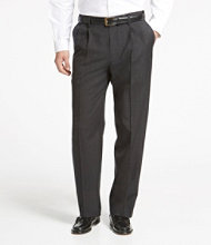 Men's Dress Pants and Men's Pleated Pants | Free Shipping at L.L.Bean