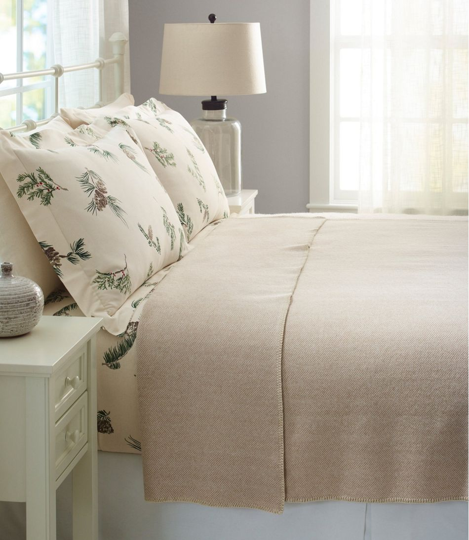 Ultrasoft Comfort Flannel Sheet Collection, Evergreen