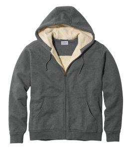 Men's Katahdin Iron Works Heavyweight Hooded Sweatshirt, Traditional Fit