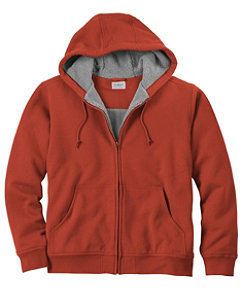Katahdin Iron Works Heavyweight Hooded Sweatshirt, Traditional Fit