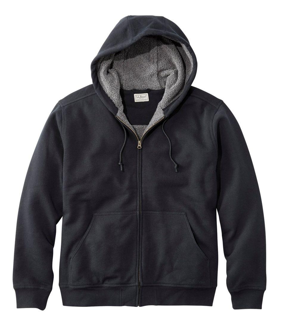 Katahdin Iron Works Heavyweight Hooded Sweatshirt, Traditional Fit