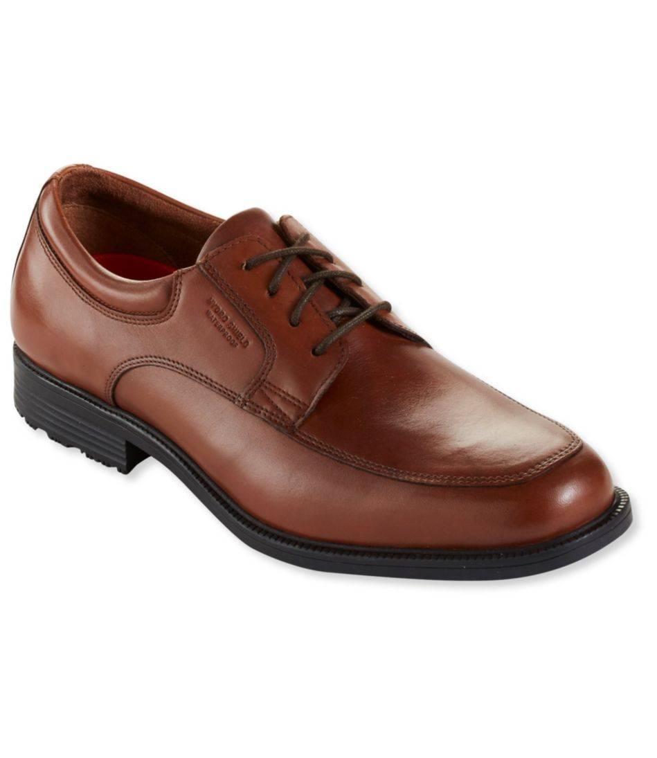 Waterproof Rockport Essential Details Shoes, Apron-Toe